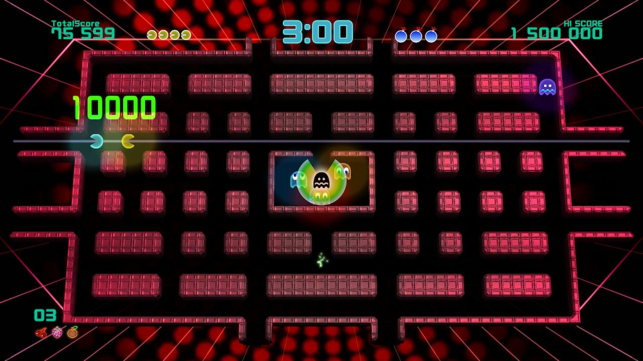 Pac-ManChampionshipEdition2Plus Switch Test 001