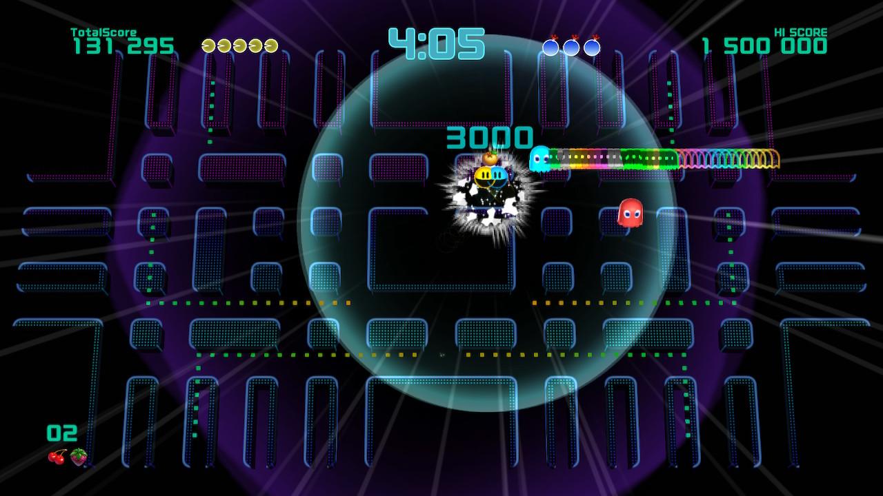 Pac-ManChampionshipEdition2Plus Switch Test 004