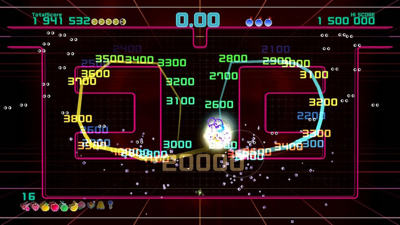 Pac-ManChampionshipEdition2Plus Switch Test 005
