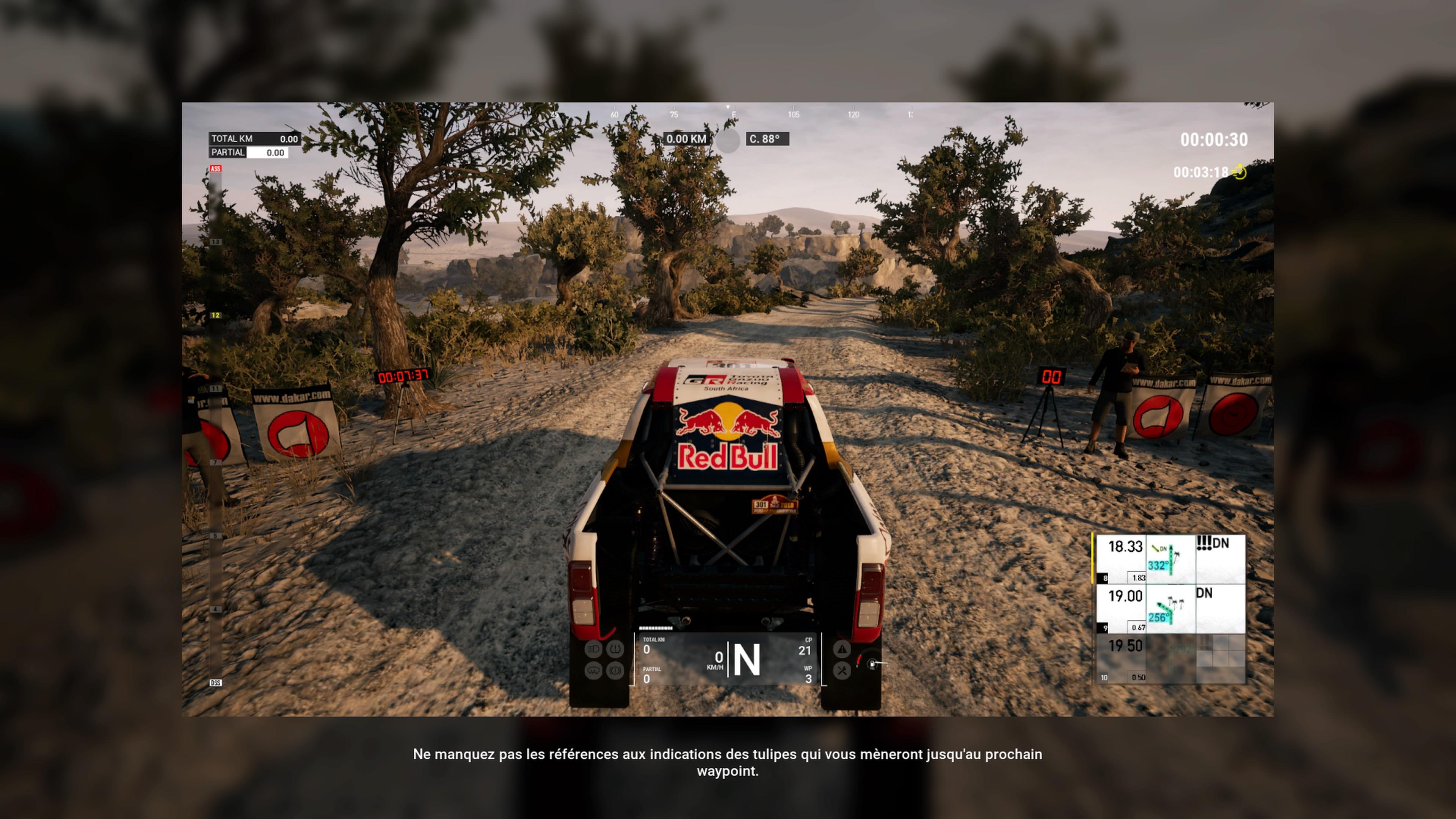Dakar18 PS4 Test 002