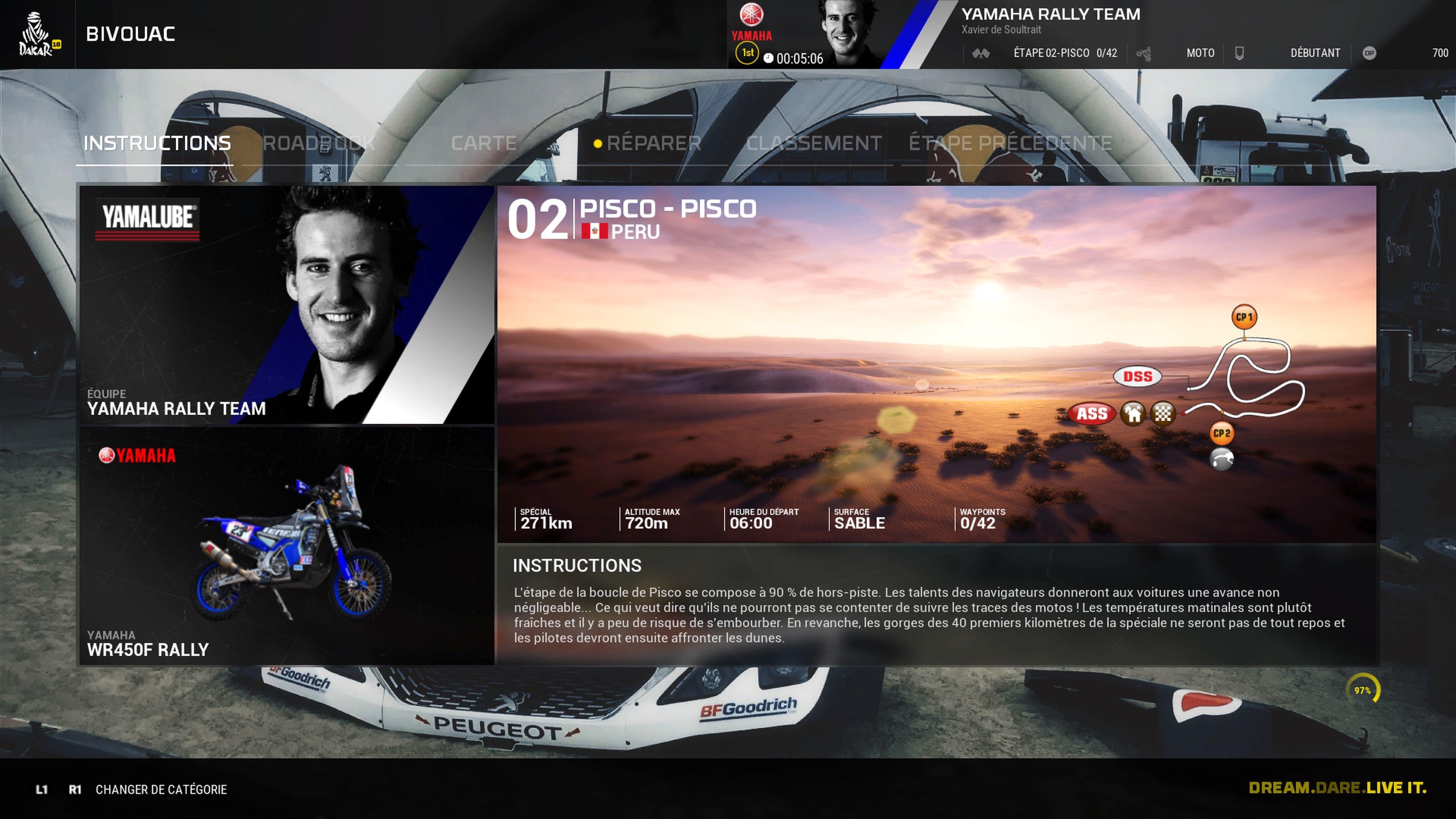 Dakar18 PS4 Test 004