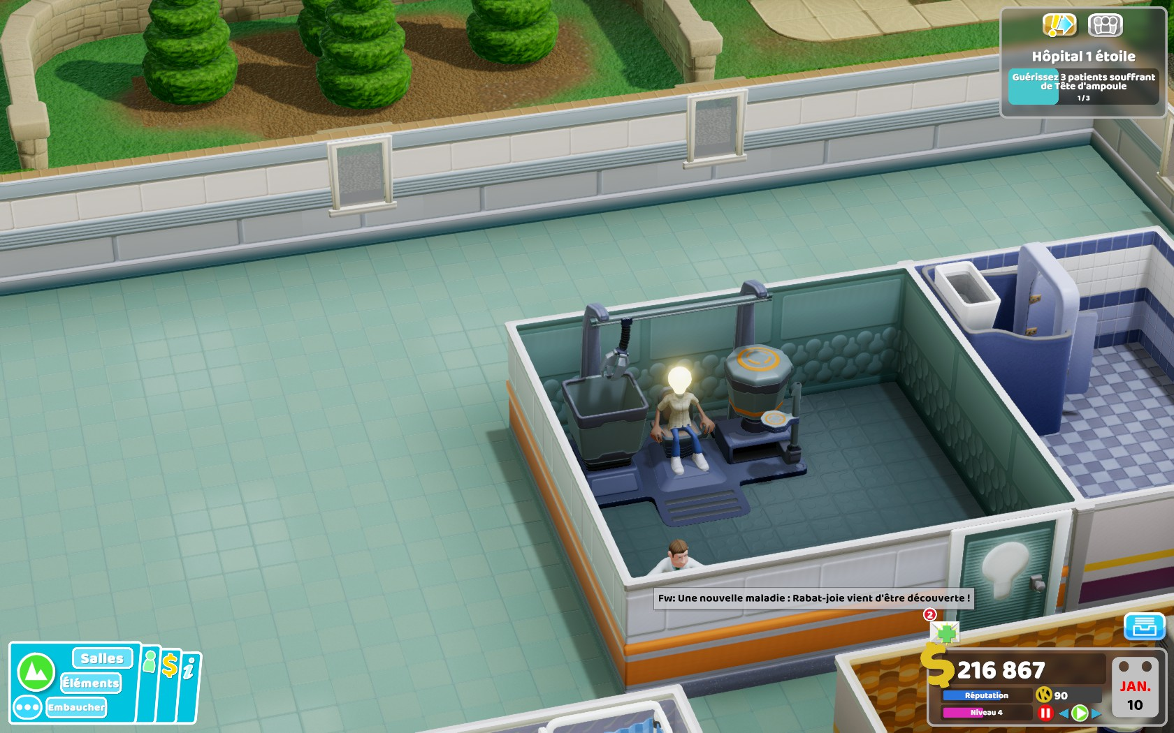 TwoPointHospital PC Test 106