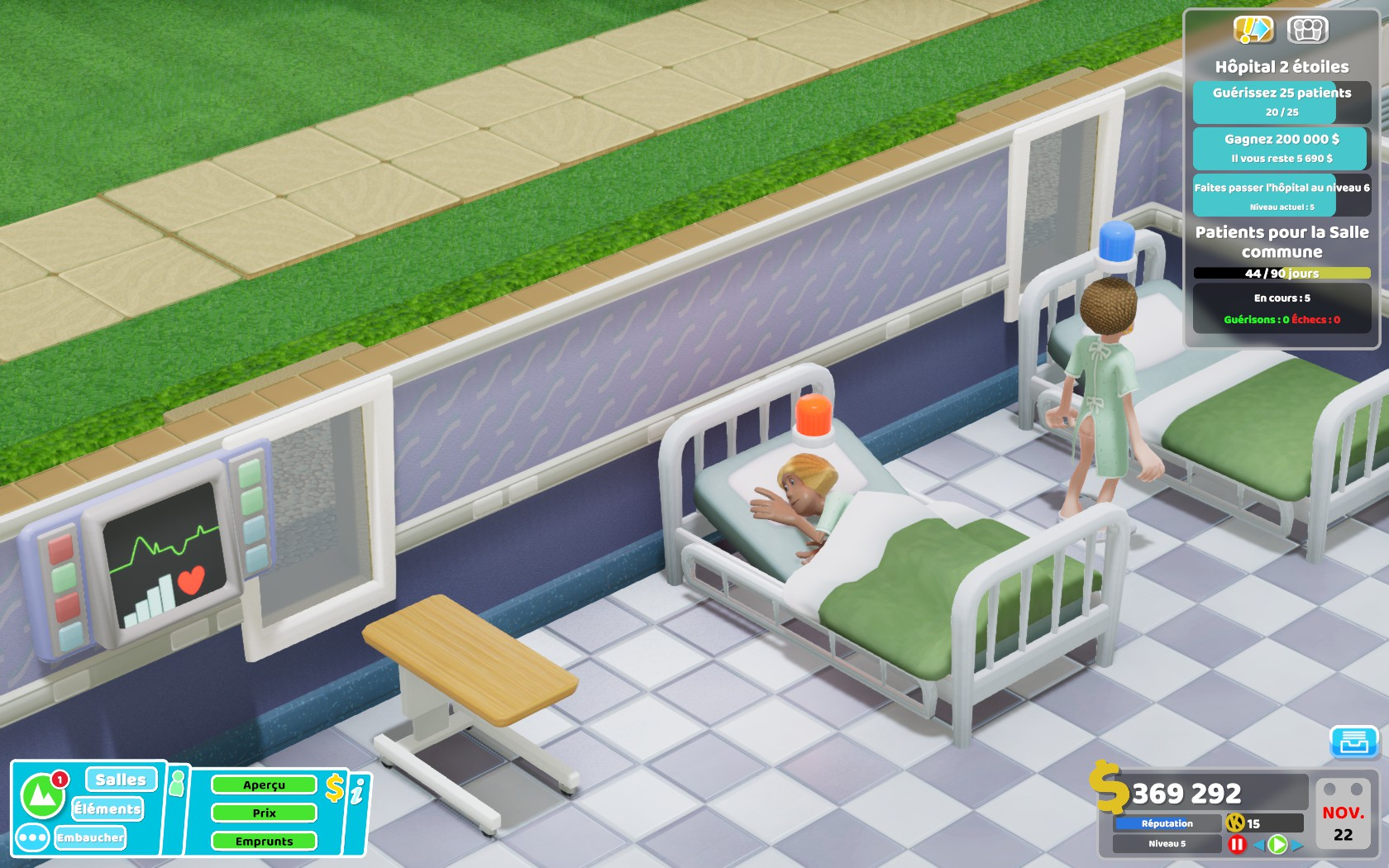 TwoPointHospital PC Test 112