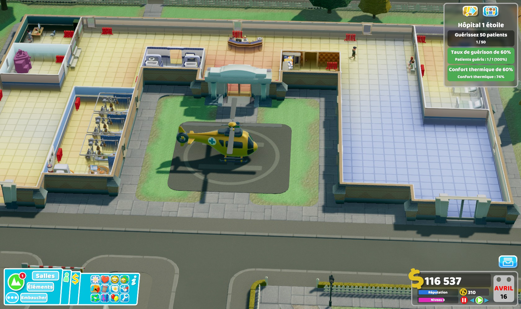 TwoPointHospital PC Test 122