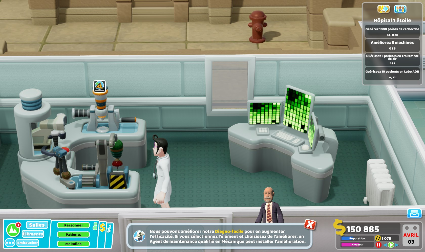 TwoPointHospital PC Test 137