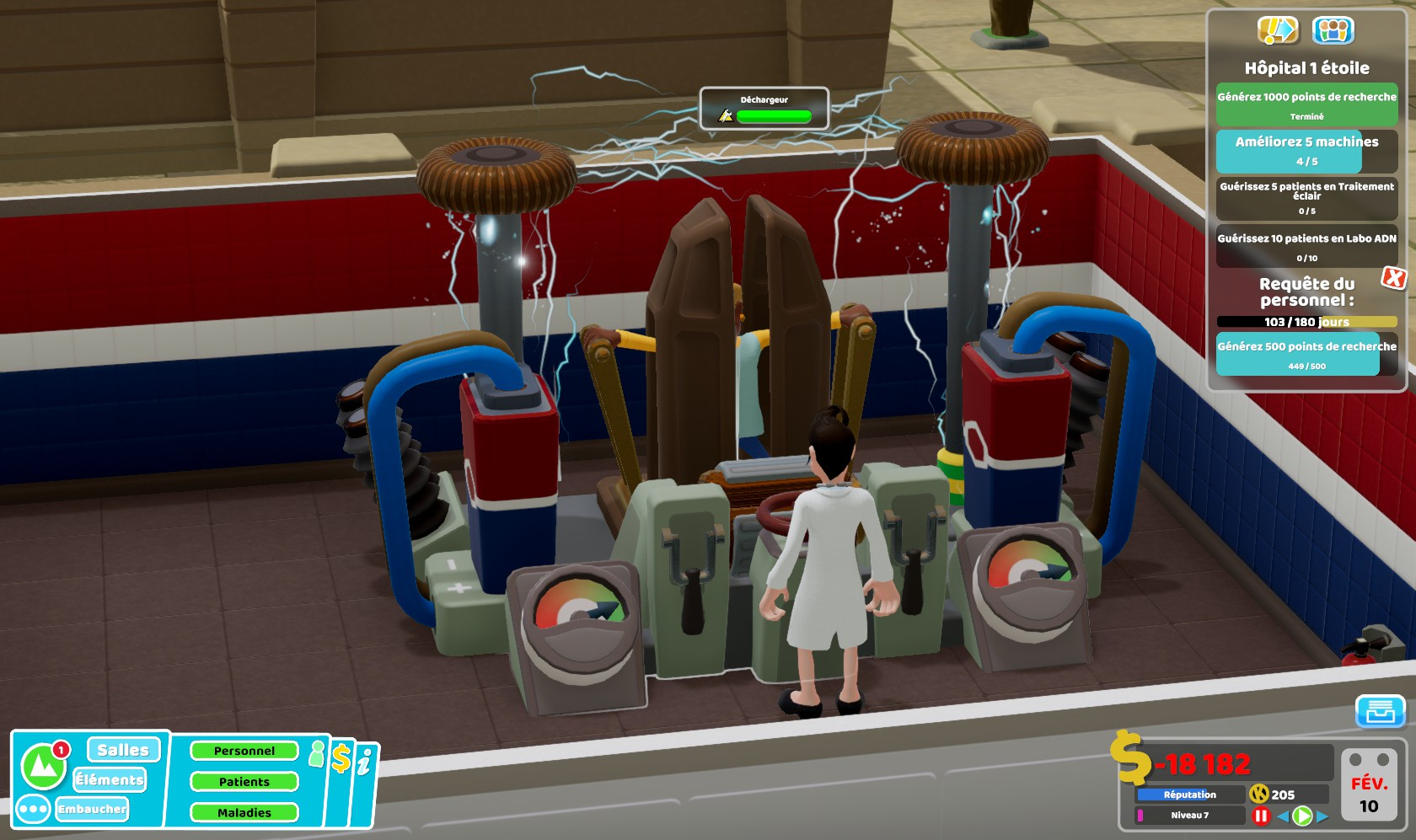 TwoPointHospital PC Test 139