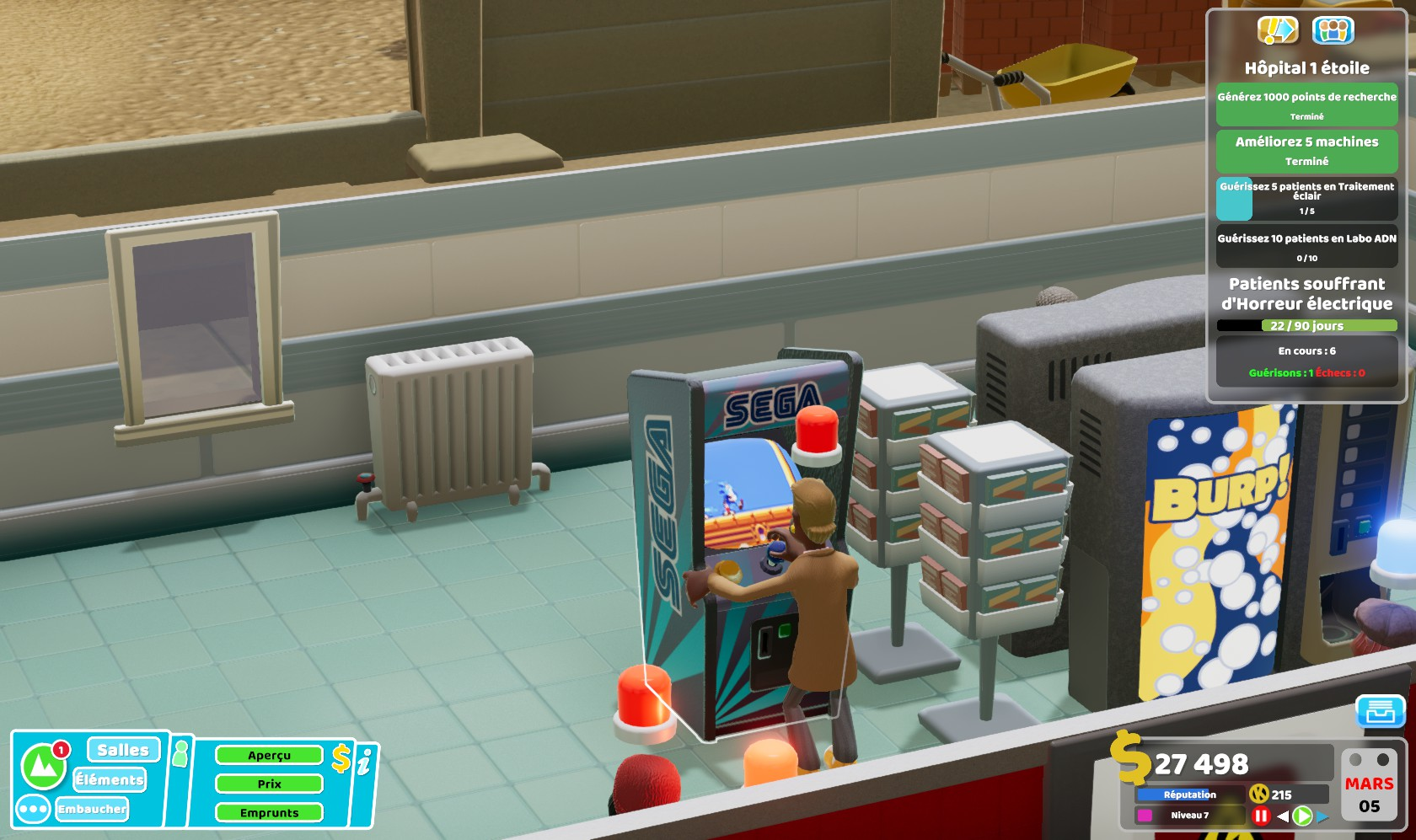 TwoPointHospital PC Test 142