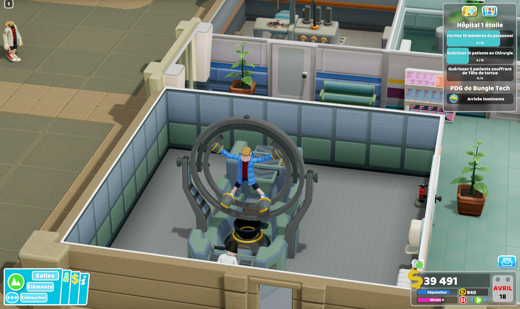 TwoPointHospital PC Test 144