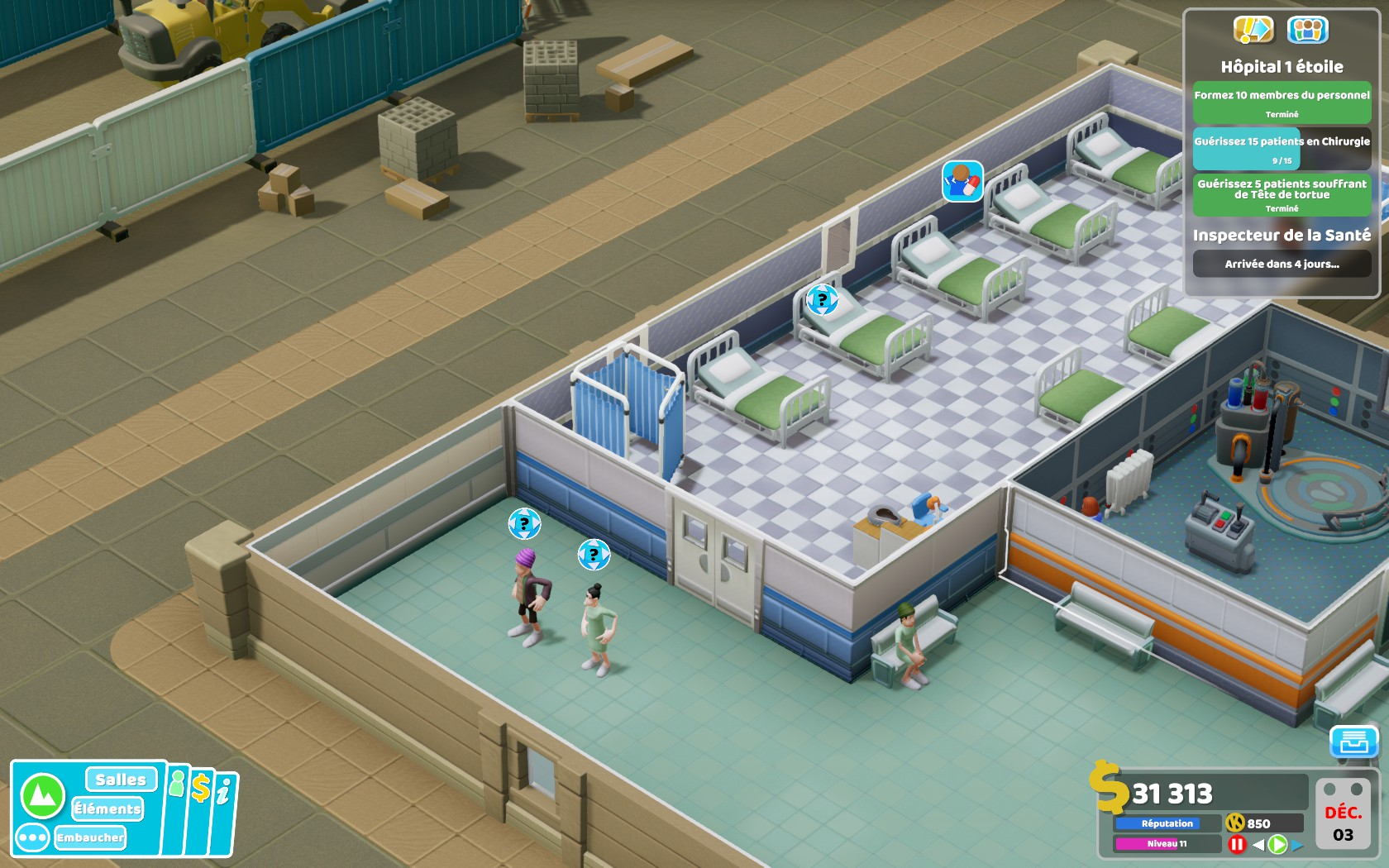 TwoPointHospital PC Test 145