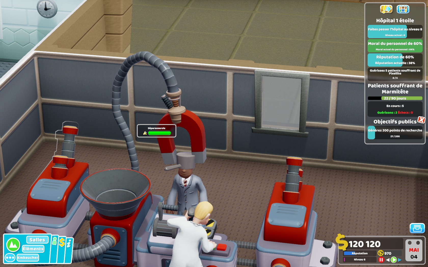 TwoPointHospital PC Test 147