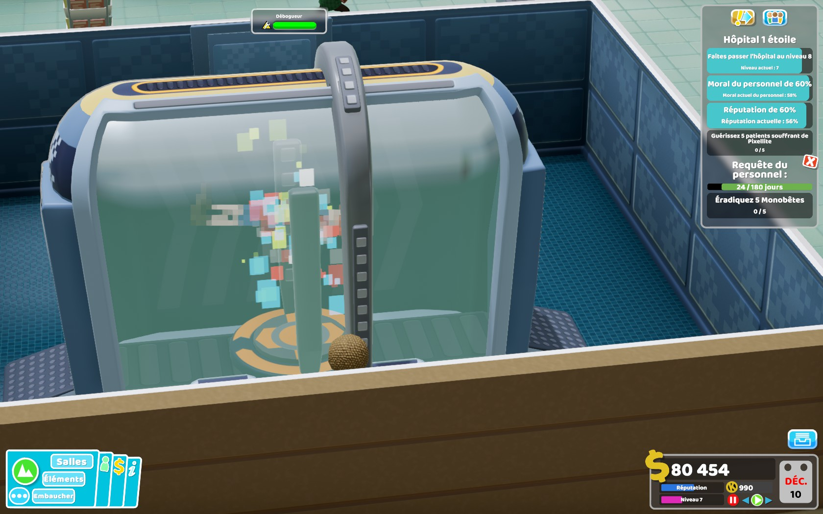 TwoPointHospital PC Test 148