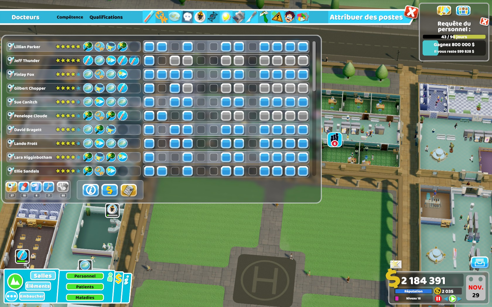 TwoPointHospital PC Test 155
