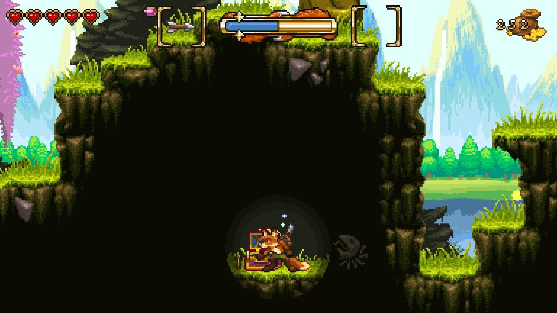 FoxnForests PS4 Test 001
