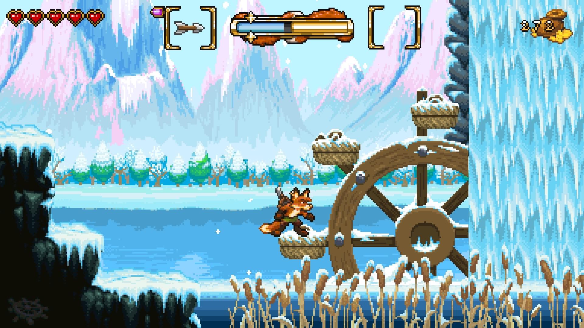 FoxnForests PS4 Test 002