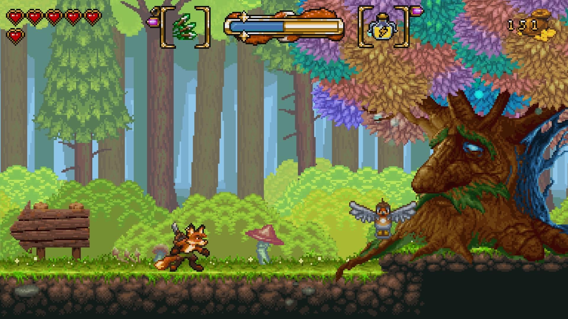 FoxnForests PS4 Test 006