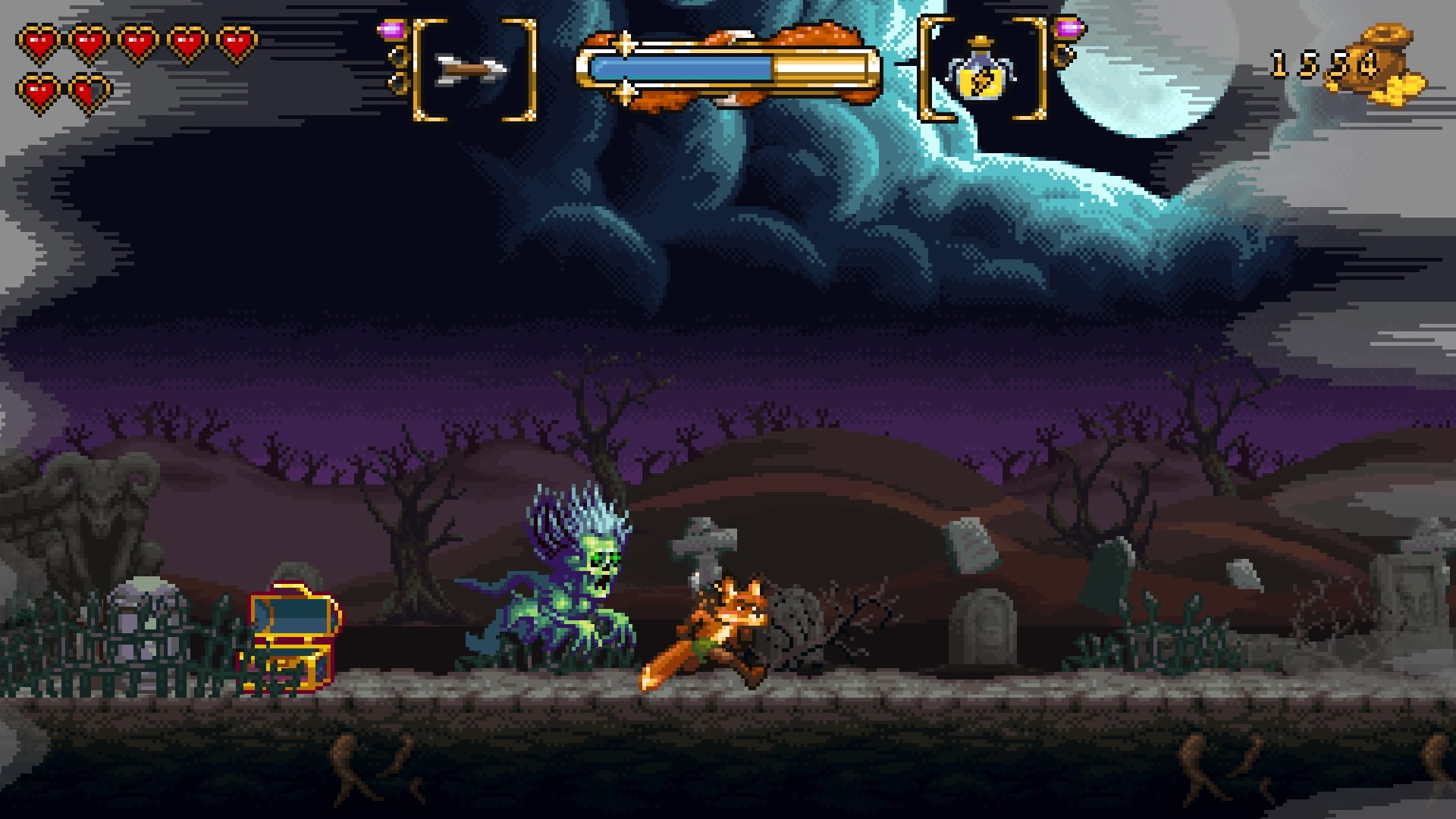 FoxnForests PS4 Test 012
