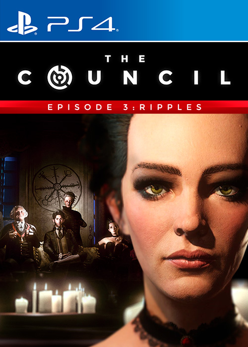 TheCouncilEpisode3 PS4 Jaquette 001