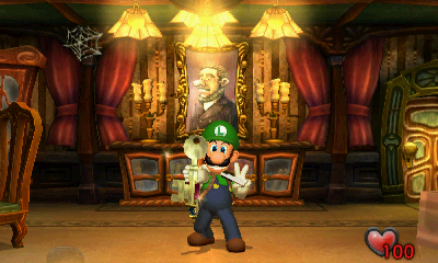 Luigi-sMansion 3DS Test 005