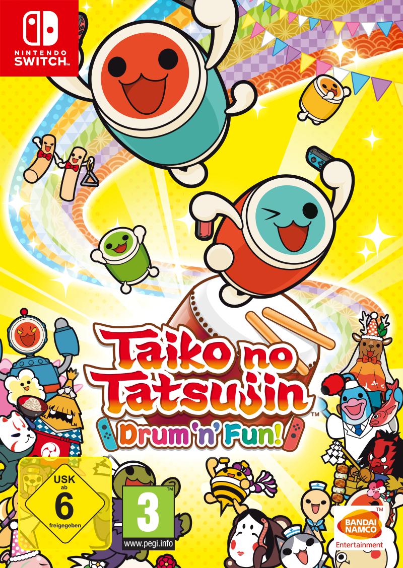 Taiko no Tatsujin : Drum 'n' Fun !