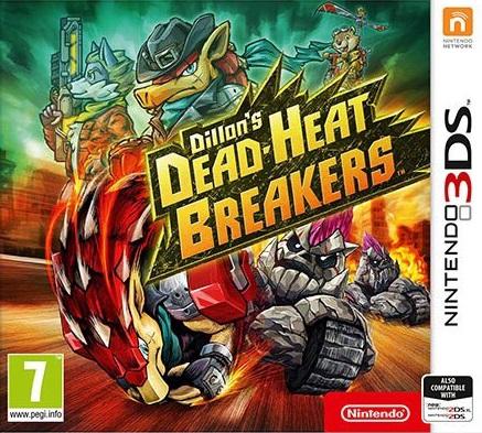 Dillon-sDeadHeatBreakers 3DS Jaquette 001