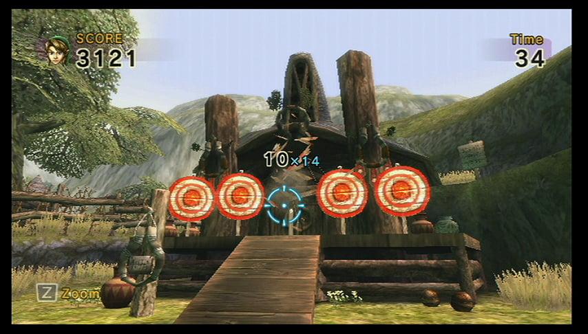 LinkCrossbow Wii Editeur 003