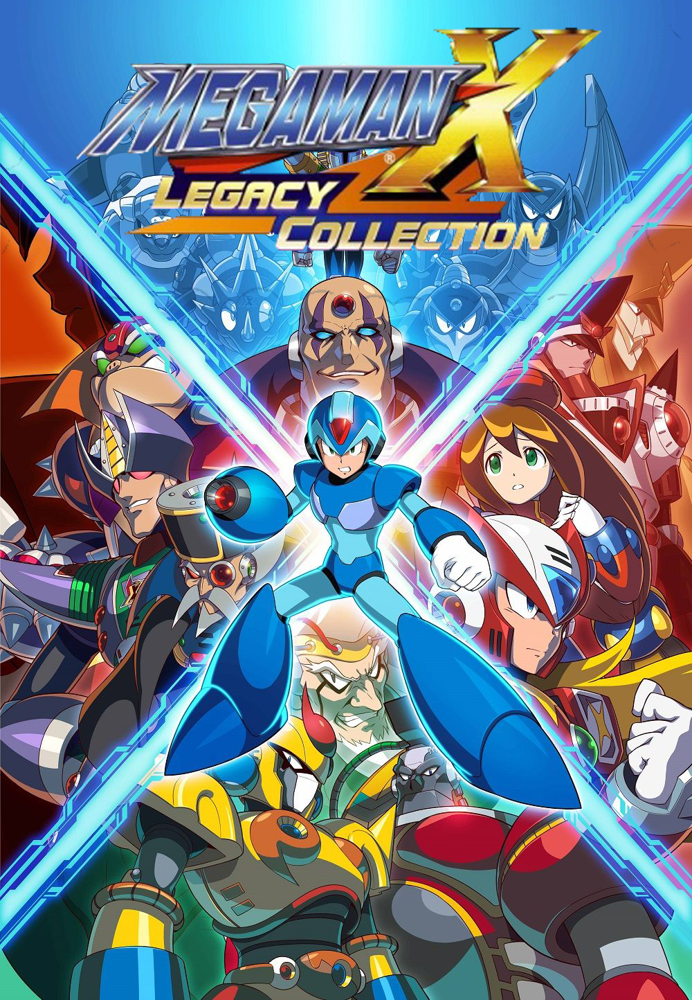 MegaManXLegacyCollection Multi Jaquette 001