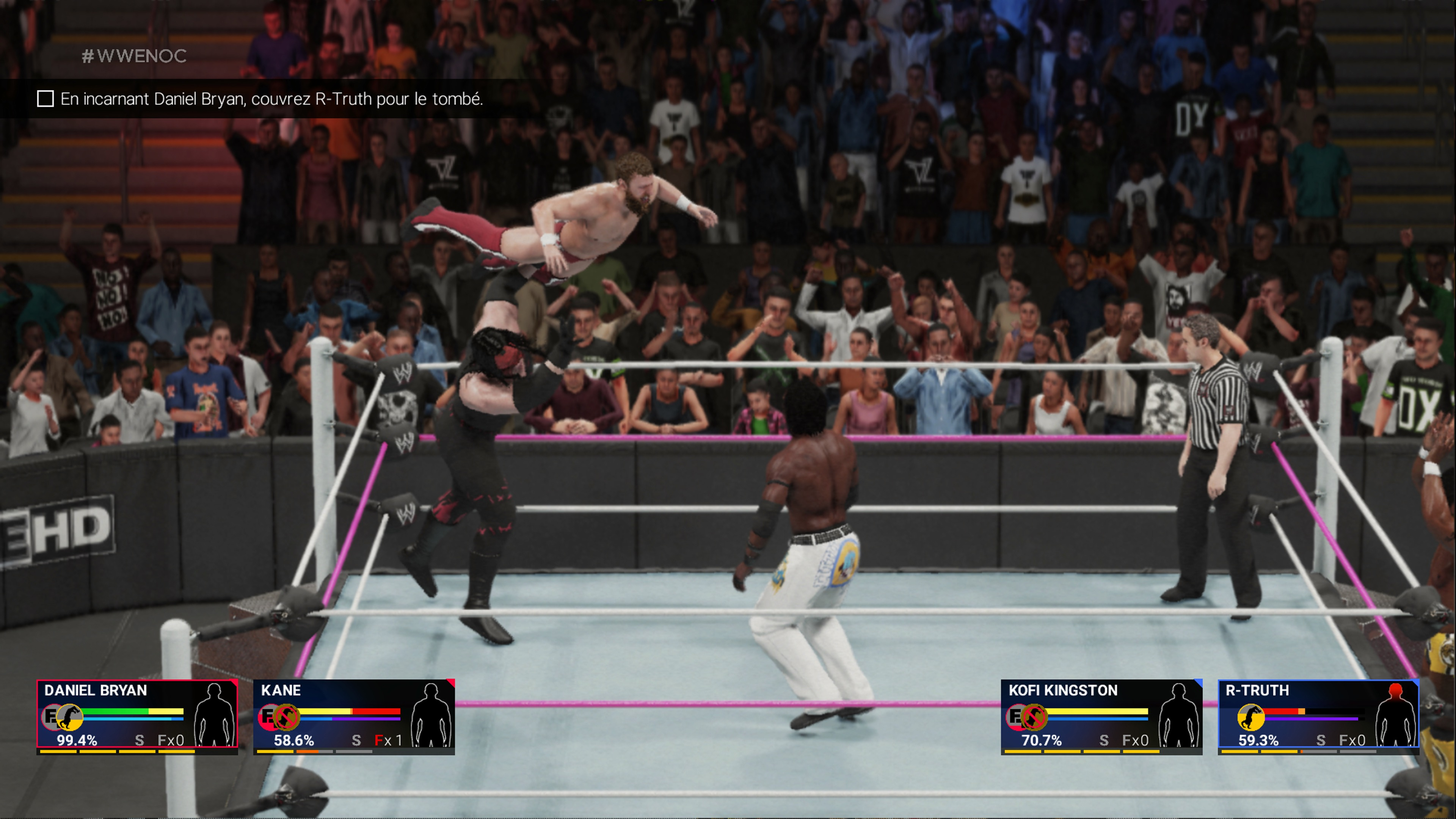 WWE2K19 XB1 Test 001