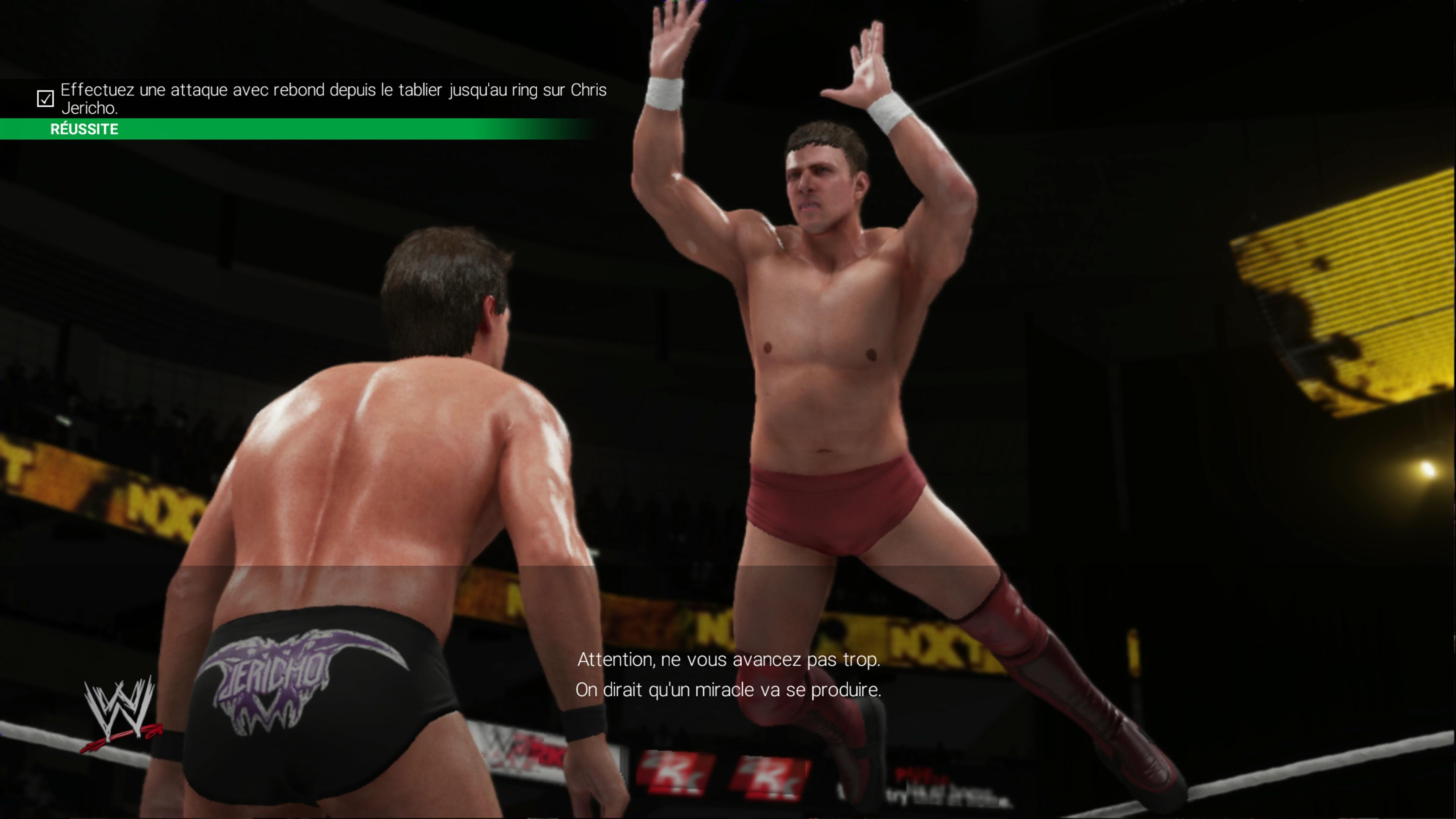 WWE2K19 XB1 Test 002