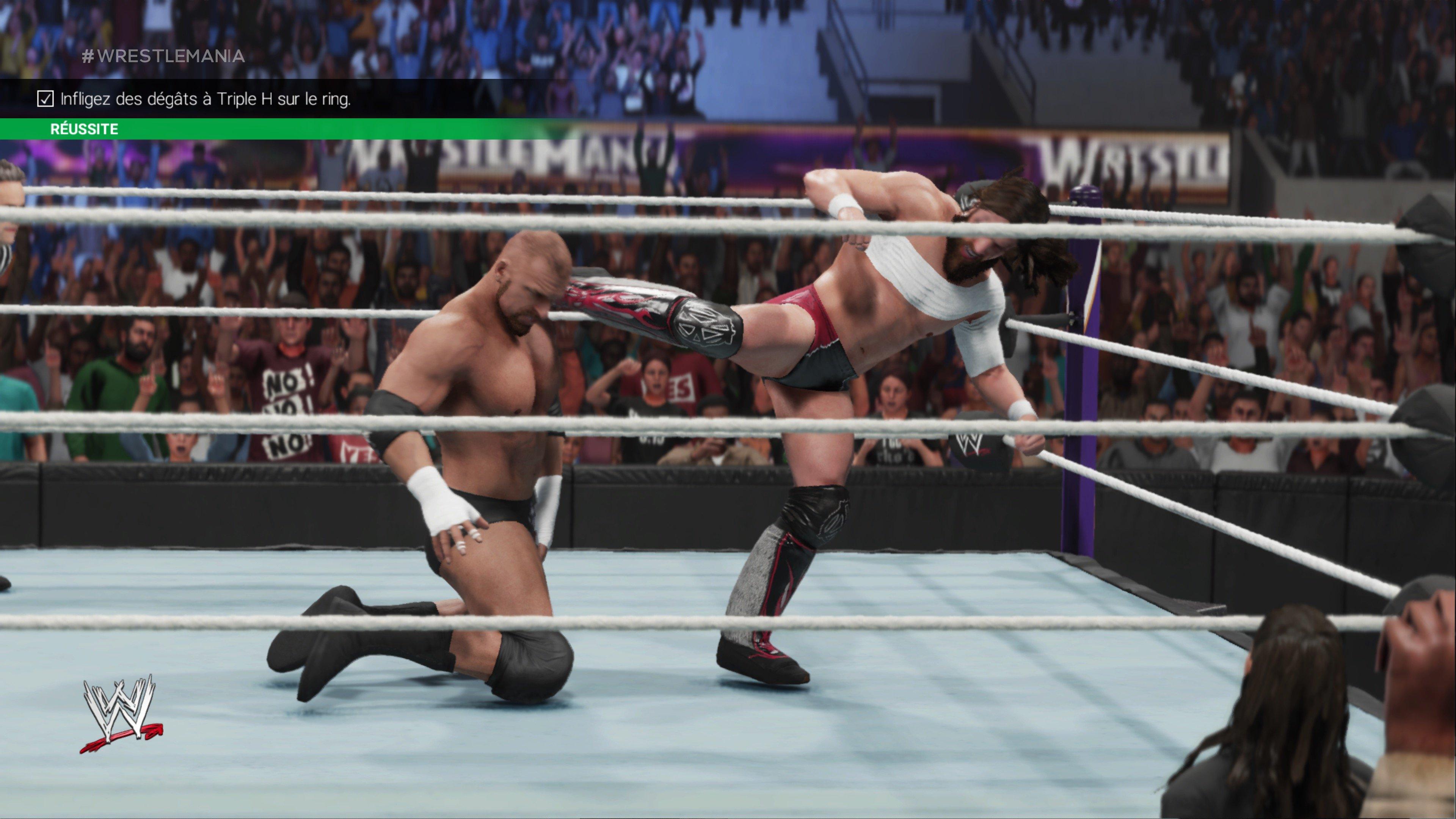 WWE2K19 XB1 Test 006