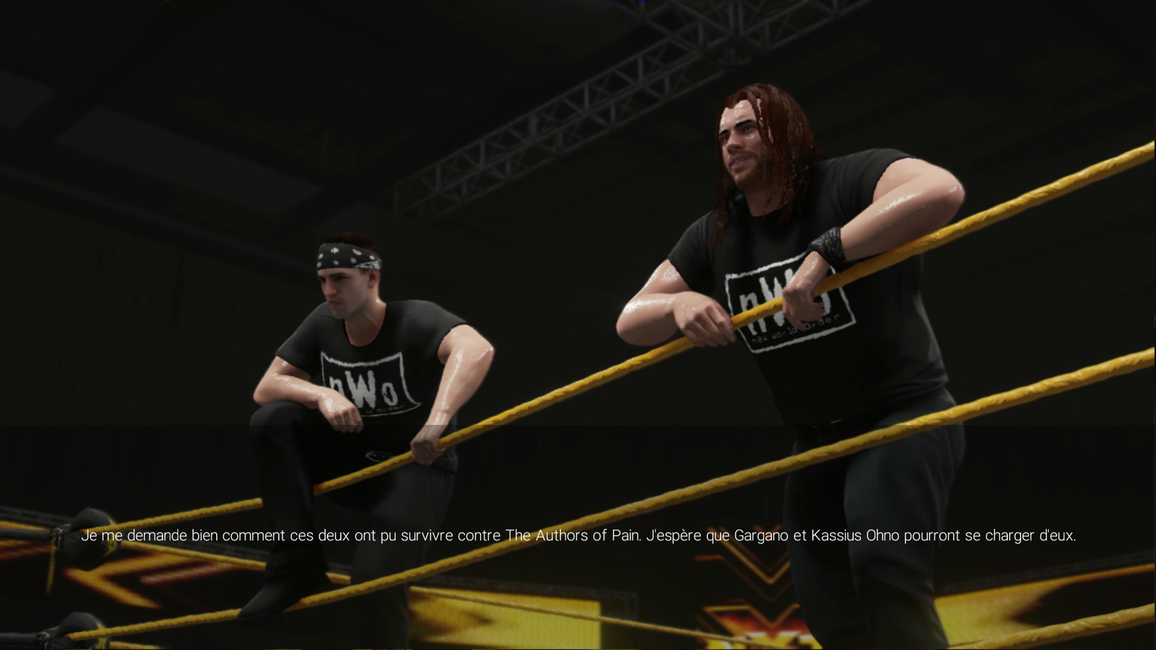 WWE2K19 XB1 Test 008