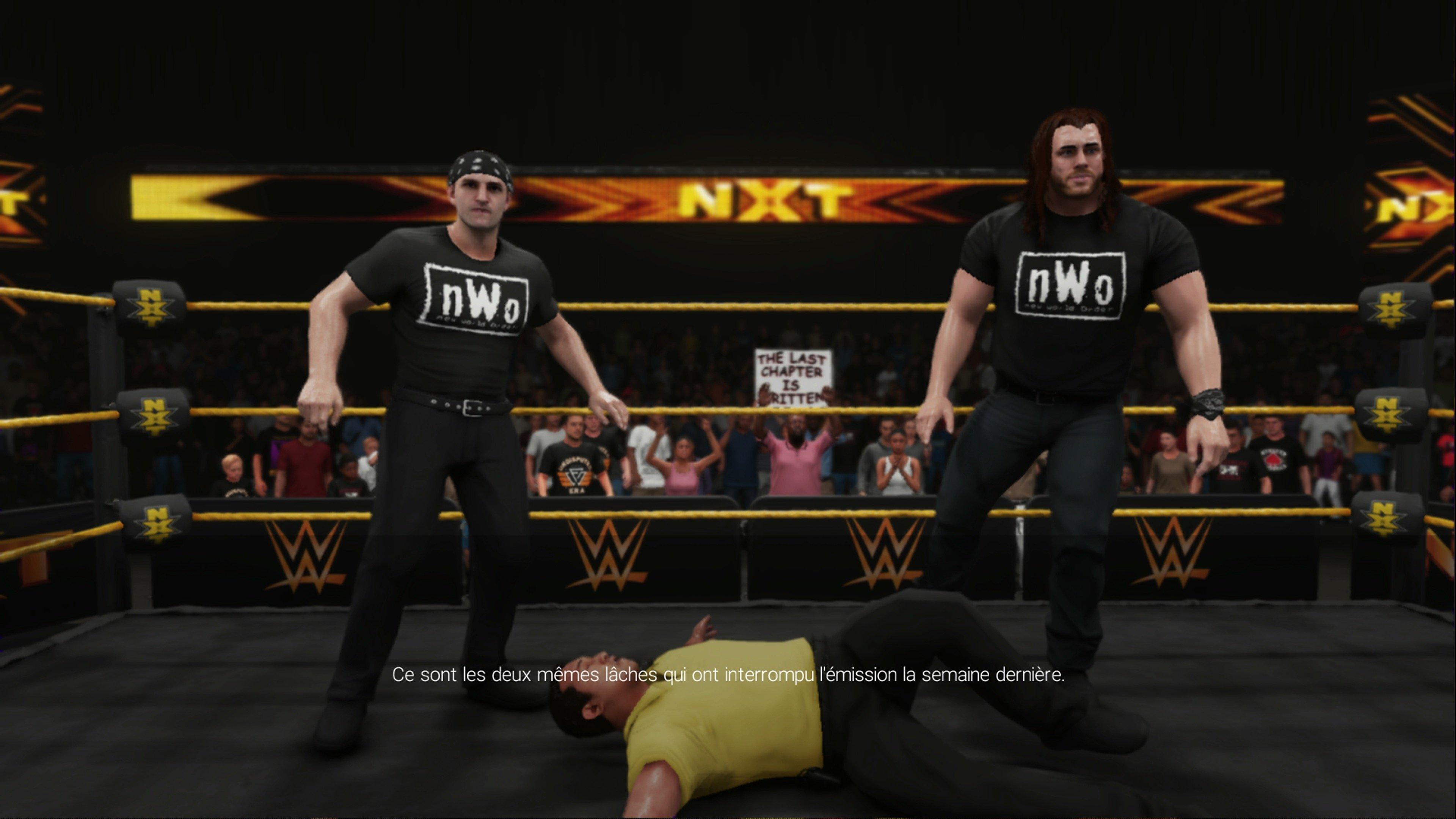 WWE2K19 XB1 Test 009