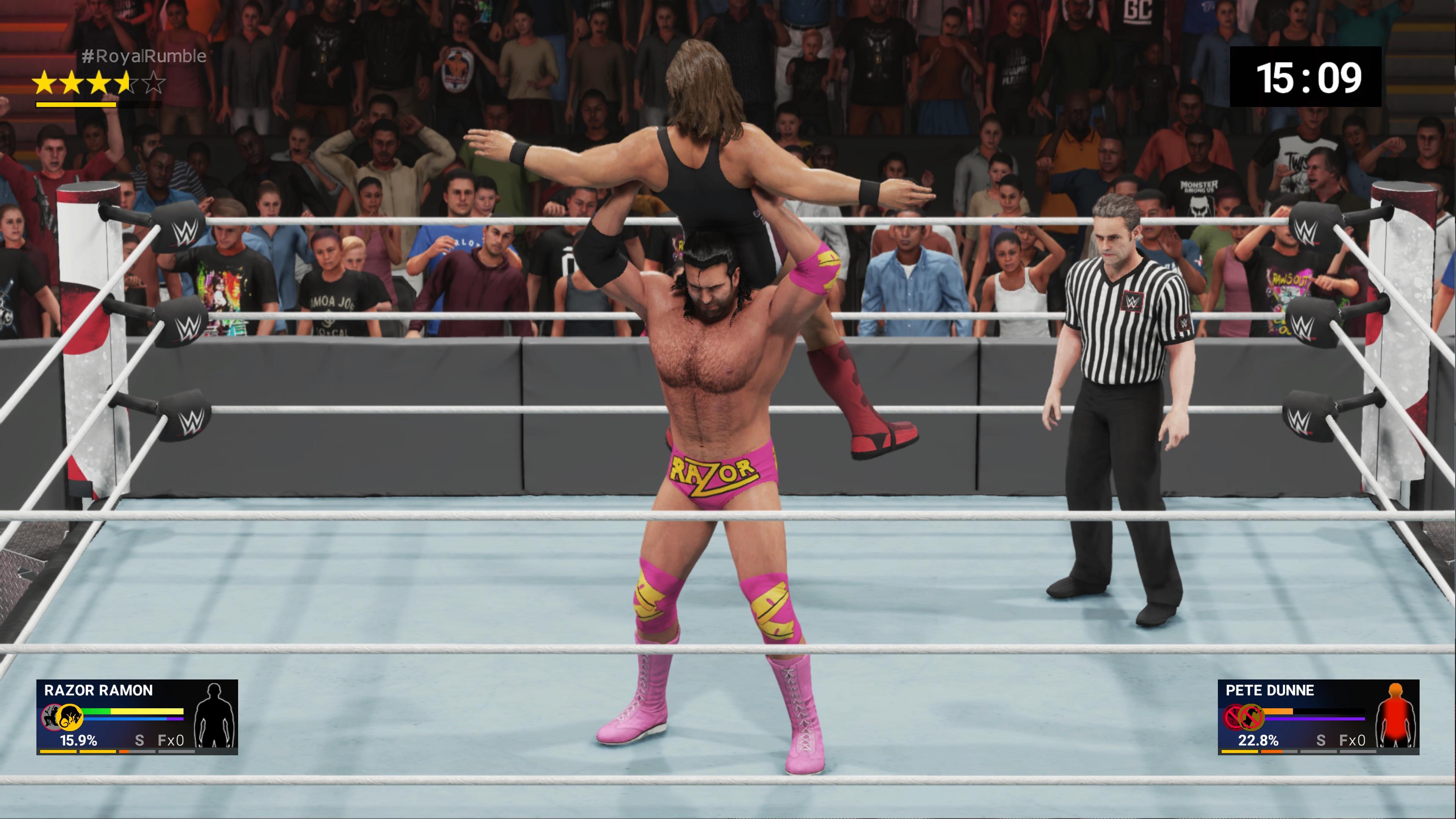 WWE2K19 XB1 Test 022