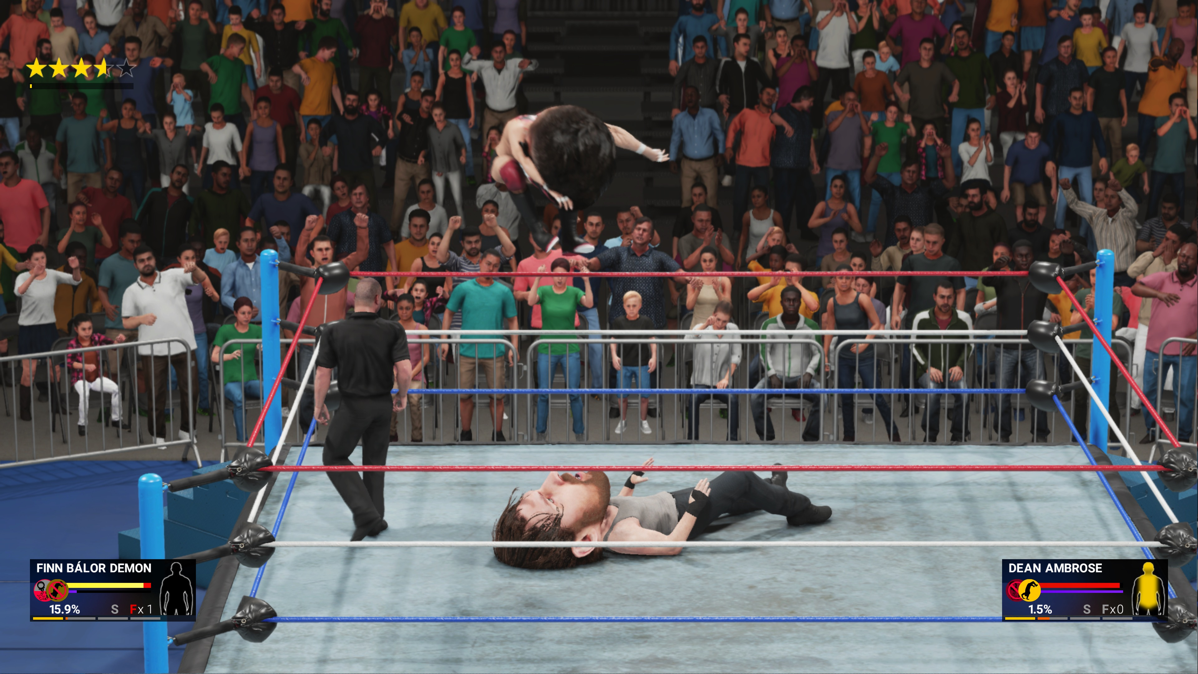 WWE2K19 XB1 Test 035