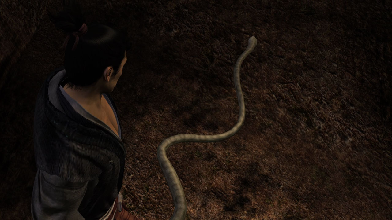 Yakuza3 PS3 Editeur 055
