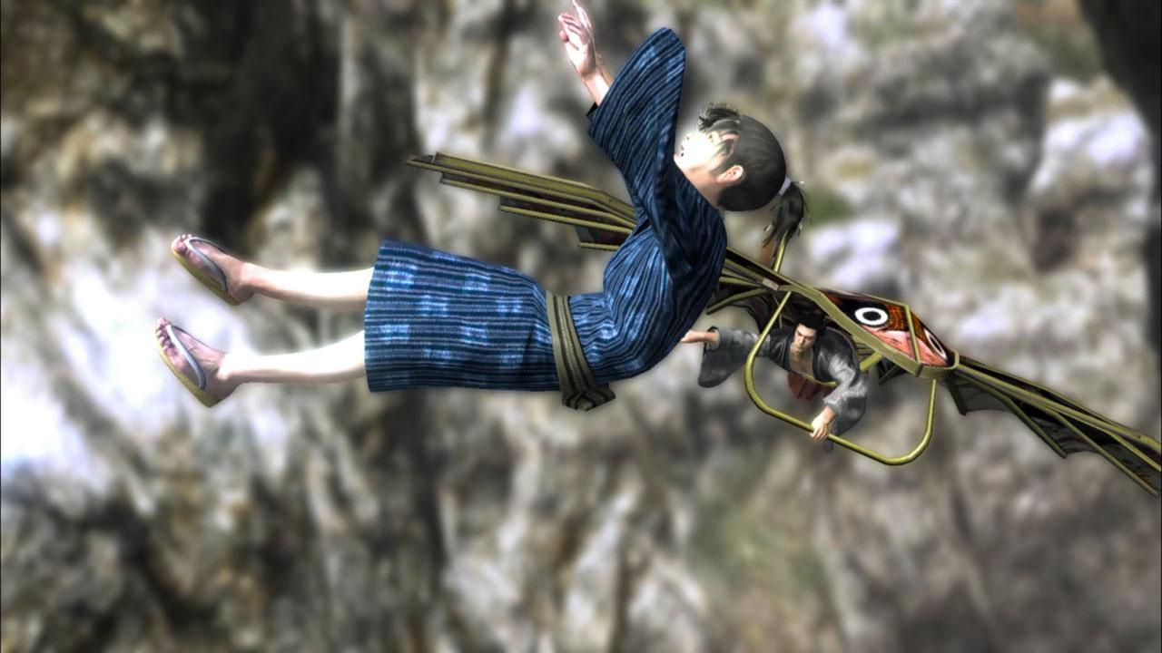 Yakuza3 PS3 Editeur 066