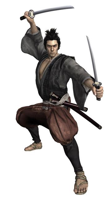 Yakuza3 PS3 artwork 002