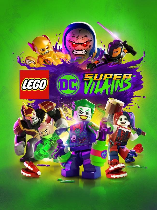 LEGODCSuper-Vilains Multi Jaquette 001