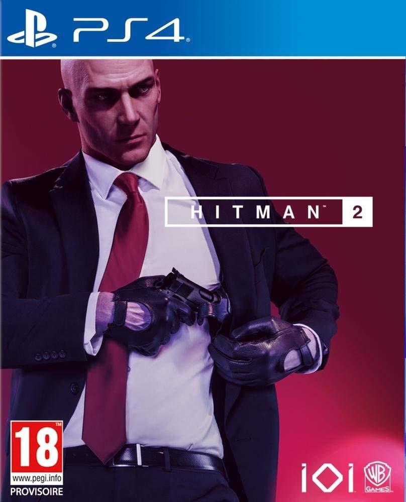 Hitman2 PS4 Jaquette 002