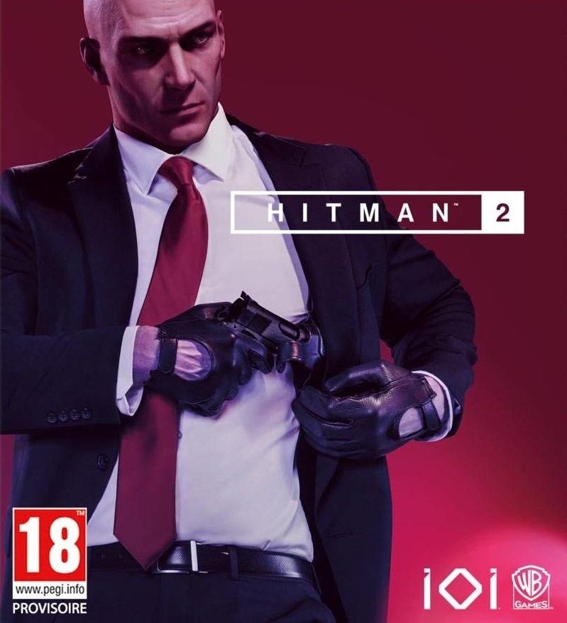 Hitman2 PC Jaquette 001