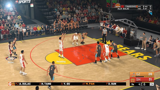 NBA2K19 Multi Test 011