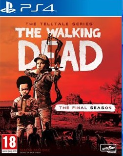 TheWalkingDeadL-UltimeSaison-Episode4-Retrouvailles PS4 Jaquette 001