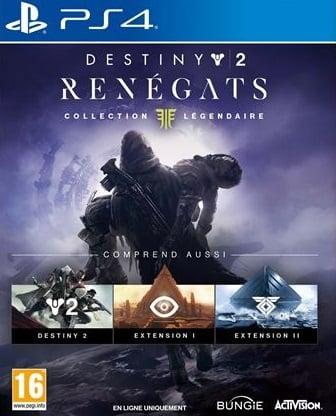 Destiny2-Renegats PS4 Jaquette 001