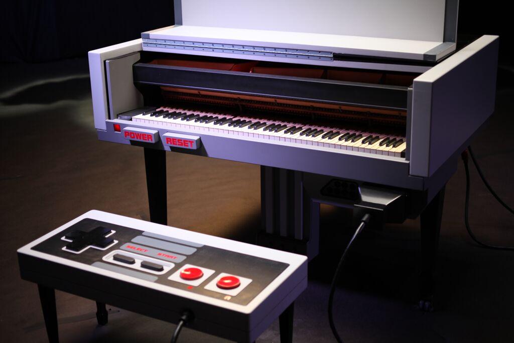 Piano-Nes -1-