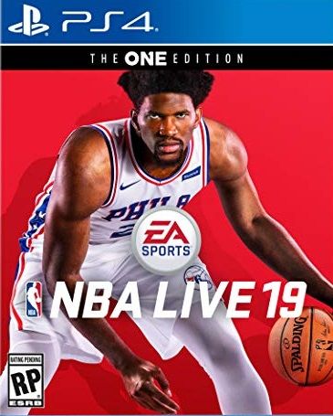 NBALive19 PS4 Jaquette 001