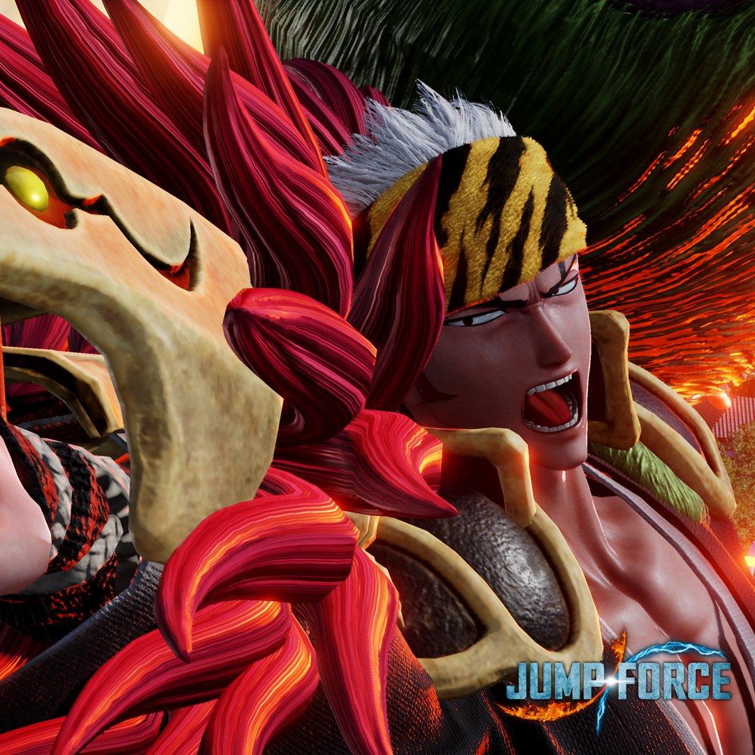 JumpForce PS4 Editeur 005