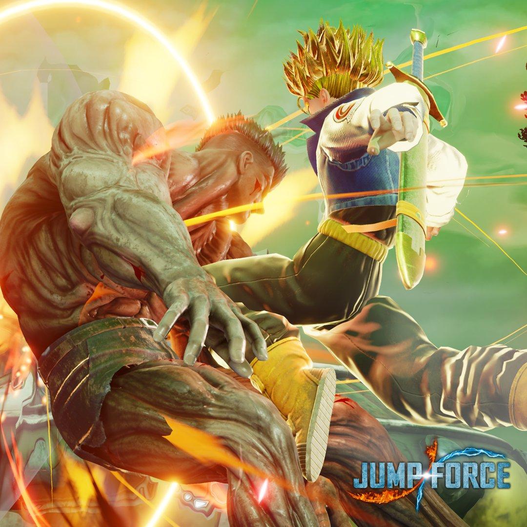 JumpForce PS4 Editeur 006