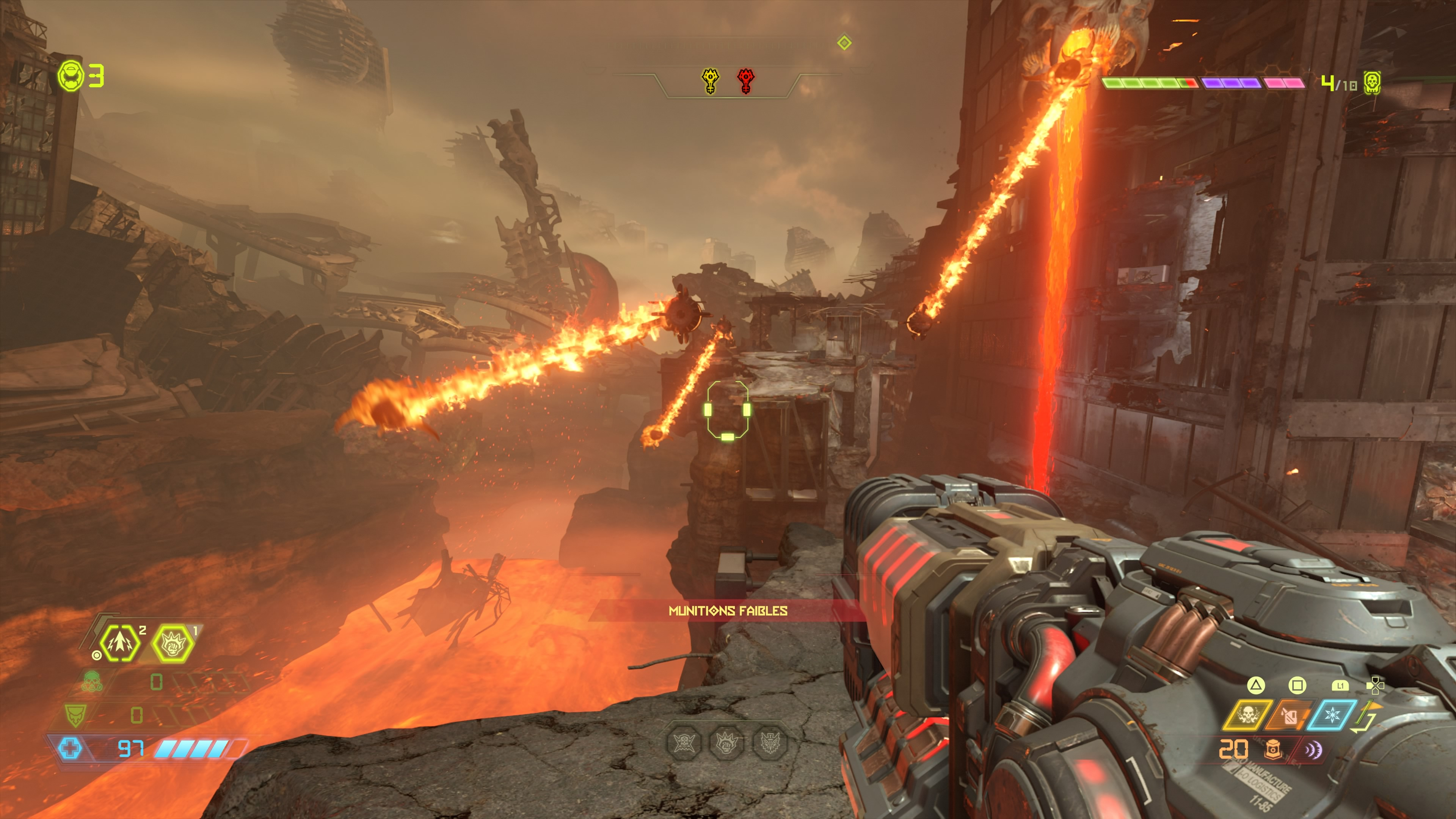 DOOMEternal PS4 Test 019