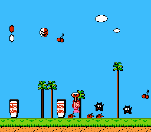 SuperMarioBros2 NES Ed001
