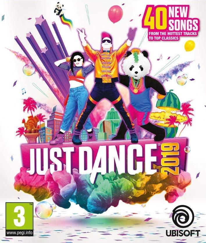 JustDance2019 WiiU Jaquette 001