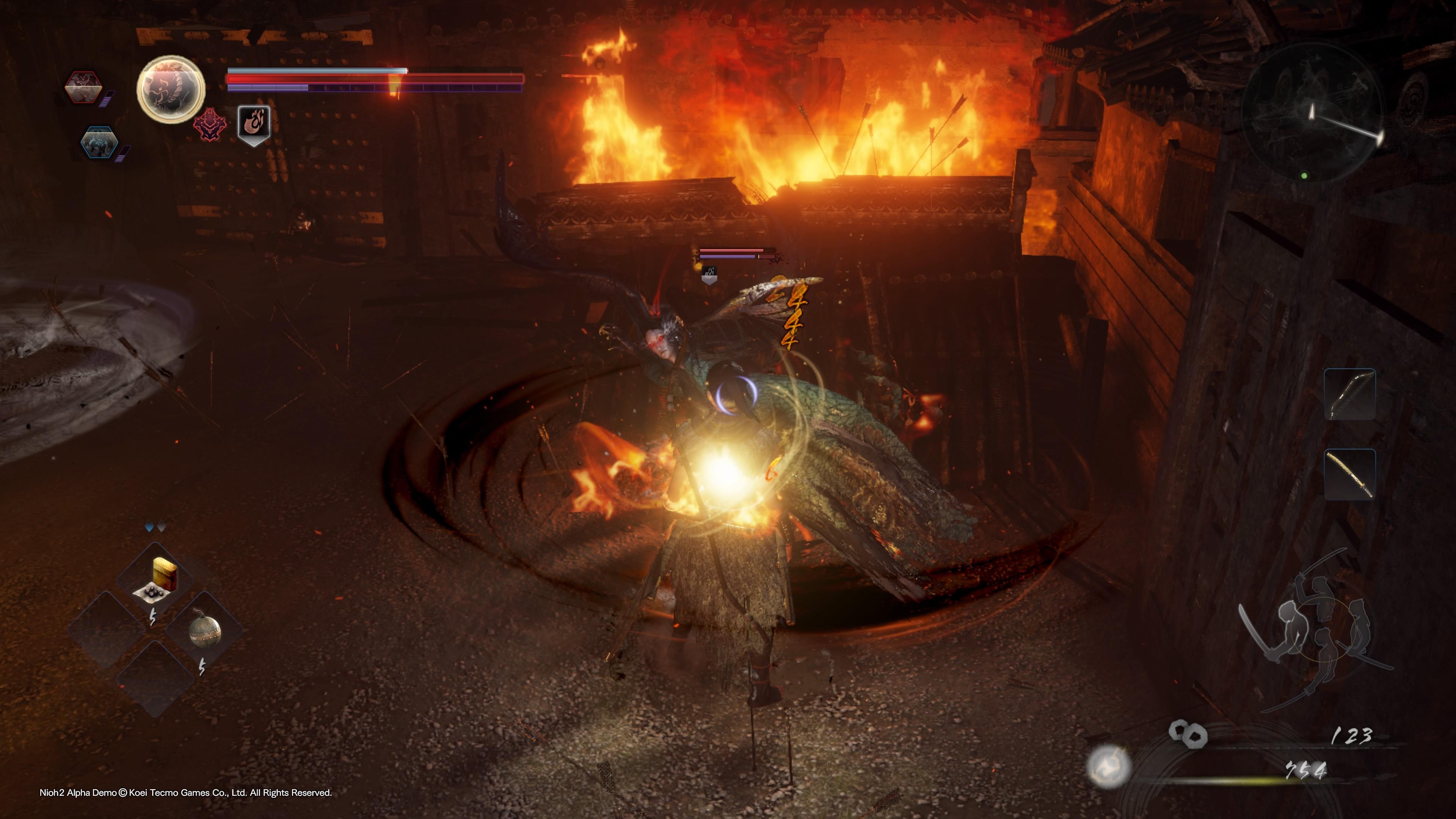Nioh2 PS4 News 011